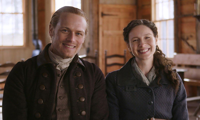 Sam Heughan y Caitriona Balfe dan algunas pistas sobre la sexta temporada de 'Outlander'