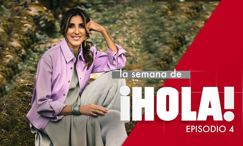 Paz Padilla y Jessica Bueno: los personajes más destacados de la semana en ¡HOLA!