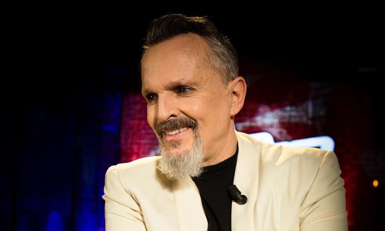 Miguel Bosé reaparece en una televisión española tras más de seis años de silencio