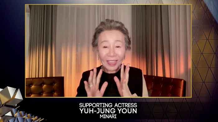 Mejor actriz de reparto en los Bafta