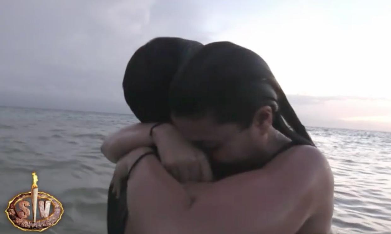 Lola y Gianmarco, cada vez más unidos en 'Supervivientes'