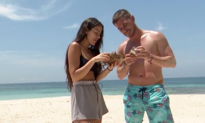 Supervivientes': Melyssa y Tom comparten momentos de risas y complicidad en la isla