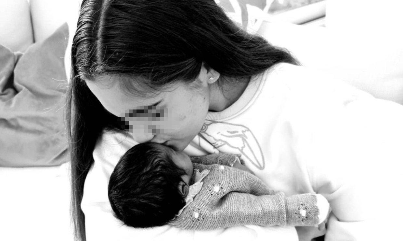 Daniella Bustamante conoce a su hermano Miguel Jr. y llena de emoción a su madre Paula Echevarría: 'Muero de amor'