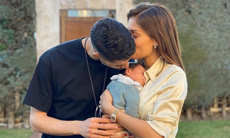 ¡A besarse! Las celebrities celebran el Día Internacional del Beso junto a sus hijos