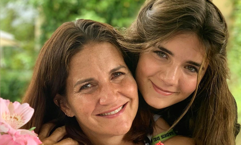 Descubre a Cloe, la hija mayor de Samantha Vallejo-Nágera, que acaba de cumplir 18 años