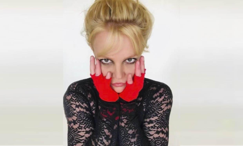 El misterioso nuevo proyecto de Britney Spears
