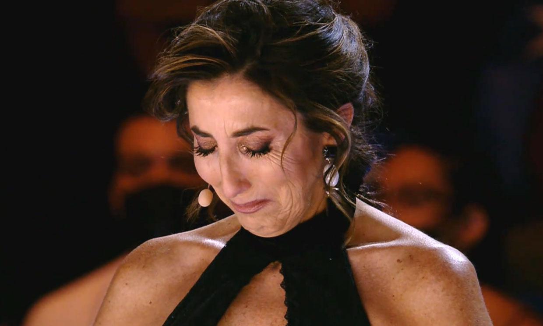 El llanto desconsolado de Paz Padilla al recordar a su marido: 'No lloro de tristeza, lloro de amor'