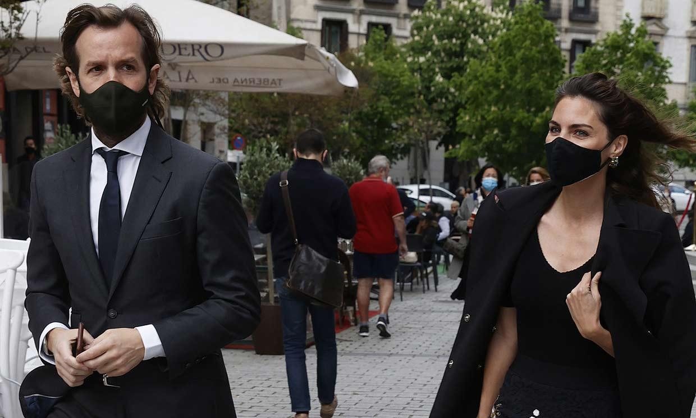 Noche de estreno para Amaia Salamanca y Rosauro Varo en el Teatro Real