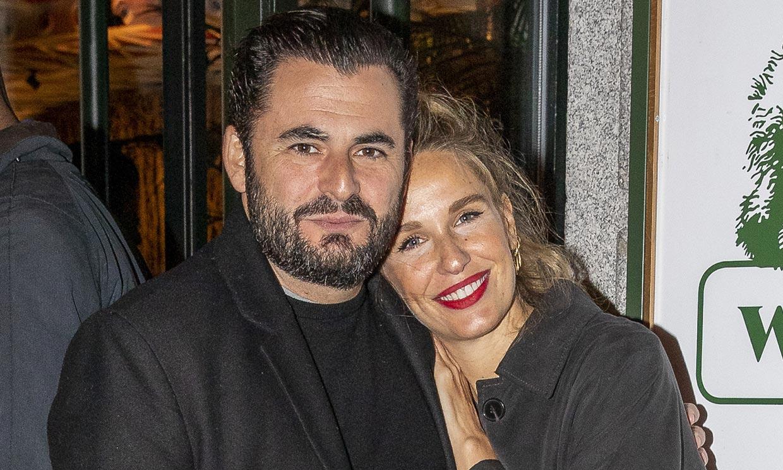 Carola Baleztena y Emiliano Suárez, a punto de ser padres: 'En cualquier momento ya'