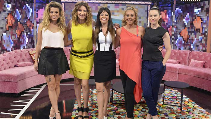 Rocío Carrasco en Hable con ellas