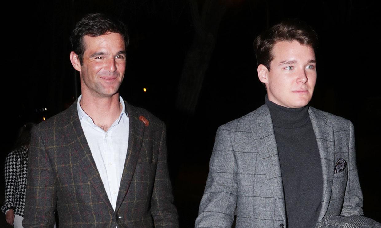 Los planes de José Bono y Aitor Gómez antes de suspender su boda por segunda vez