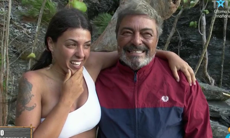Antonio Canales y Lola convivirán en la Playa Destierro de 'Supervivientes'