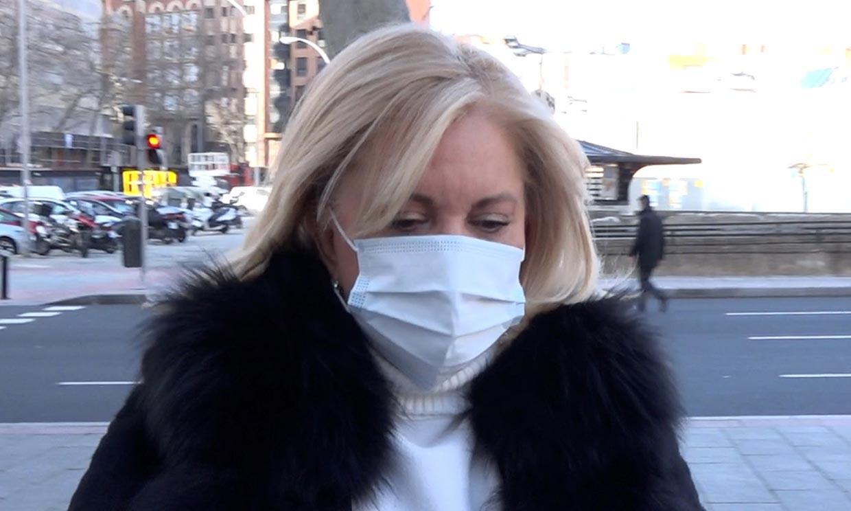 Bárbara Rey, tras su ingreso por coronavirus: 'Llevo unos días terribles'