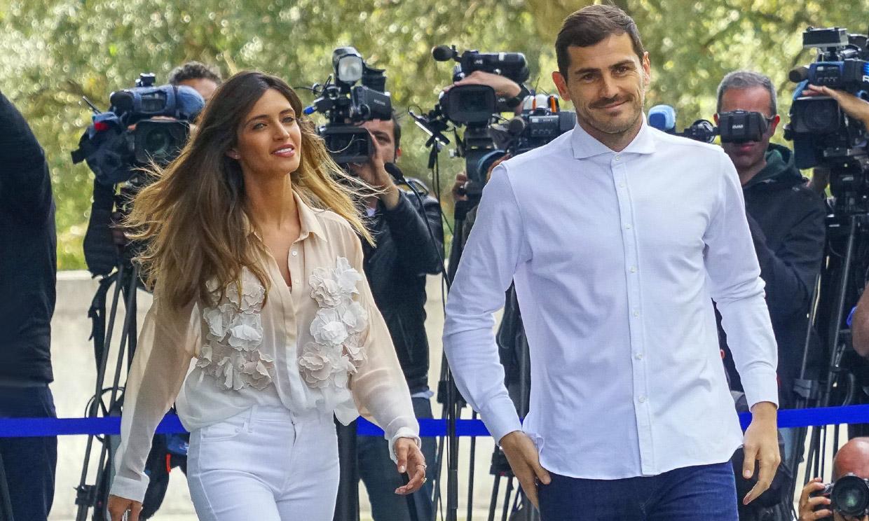 La foto de Iker Casillas que ha hecho 'llorar' de risa a Sara Carbonero
