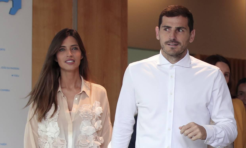 Iker Casillas muestra su admiración por Sara Carbonero: 'Cada vez lo haces especial'