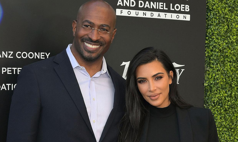Presentador, abogado, activista... ¿Quién es Van Jones, el hombre al que relacionan con Kim Kardashian?