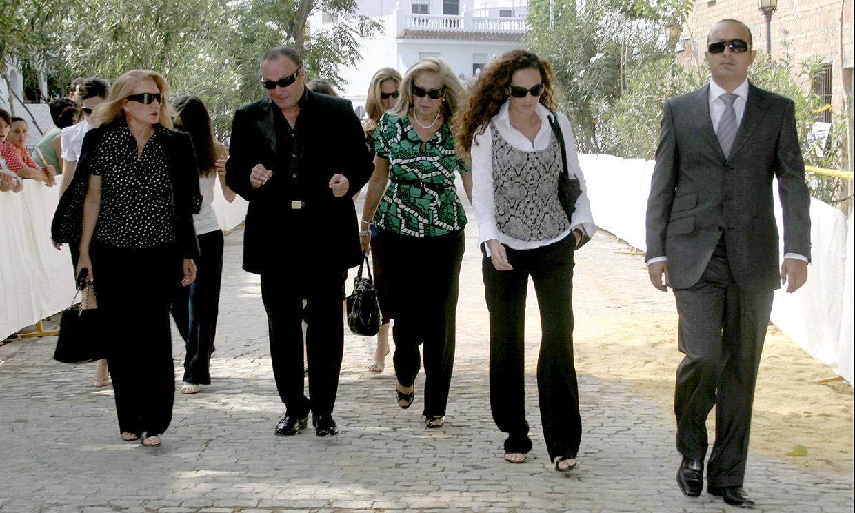 Rocío Carrasco afirma que la herencia de su madre sentenció la relación con su familia
