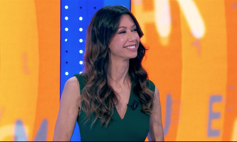 Así es Cristina Alvis, la nueva copresentadora de 'Pasapalabra'