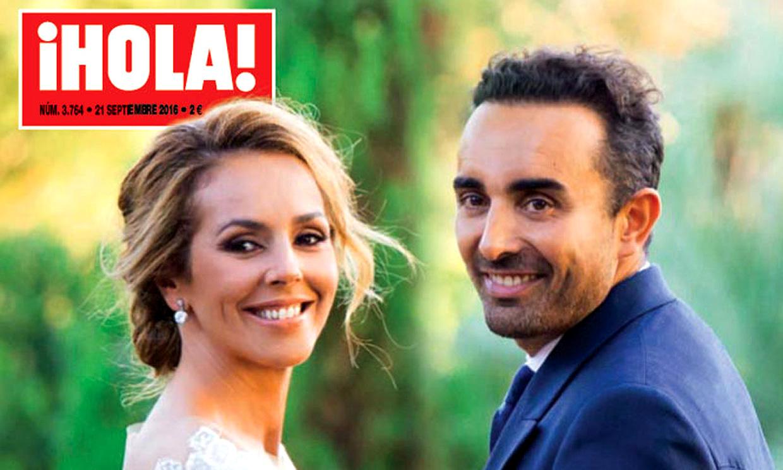 Rocío Carrasco, sobre la ausencia de sus hijos en su boda: 'No me dieron la oportunidad de vivir eso'