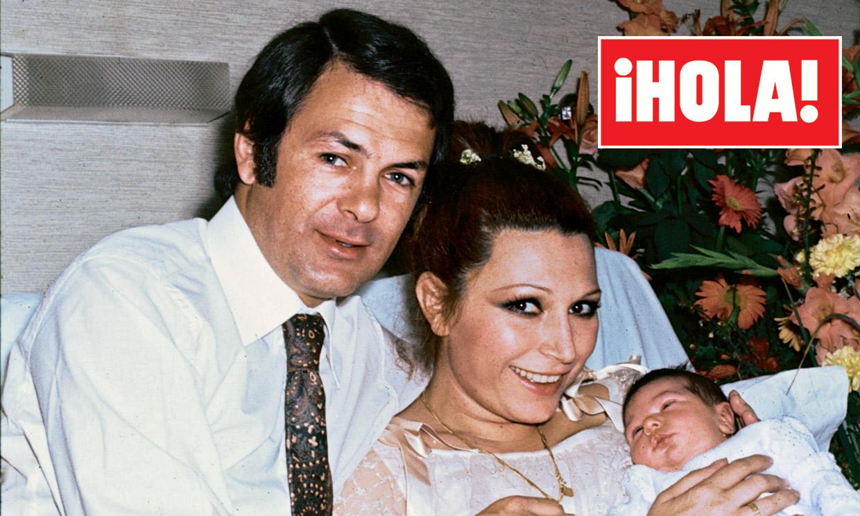 Rocío Carrasco cumple 44 años: así cubrió ¡HOLA! la noticia de su nacimiento