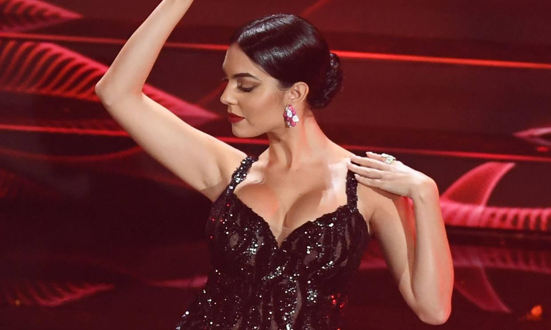 El sorprendente compañero de baile de Georgina Rodríguez, ¡y no es Cristiano Ronaldo!