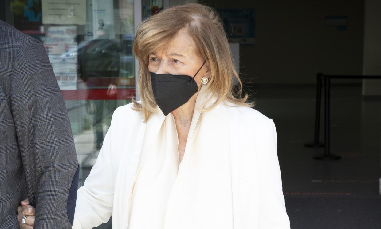 María Teresa Campos anuncia una 'sorpresa' relacionada con Rocío Carrasco