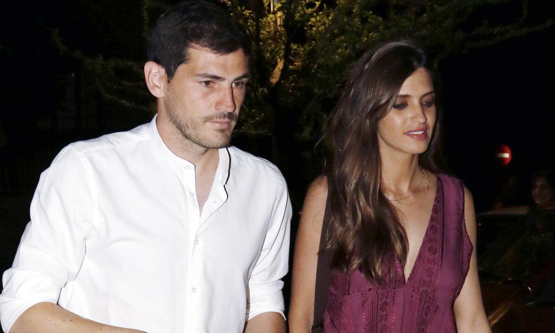 Sara Carbonero se muestra así de cariñosa con Iker Casillas al cumplirse dos años de su infarto