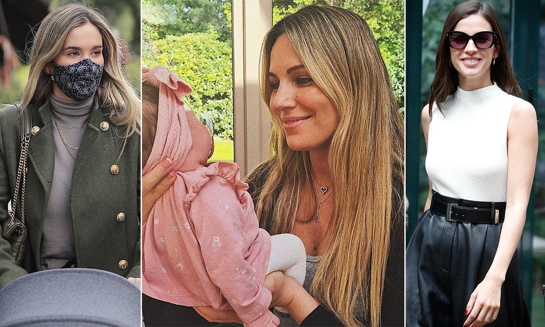 María Pombo, Edurne, Sandra Gago... todas ellas tienen algo en común: ¡su primer Día de la Madre!