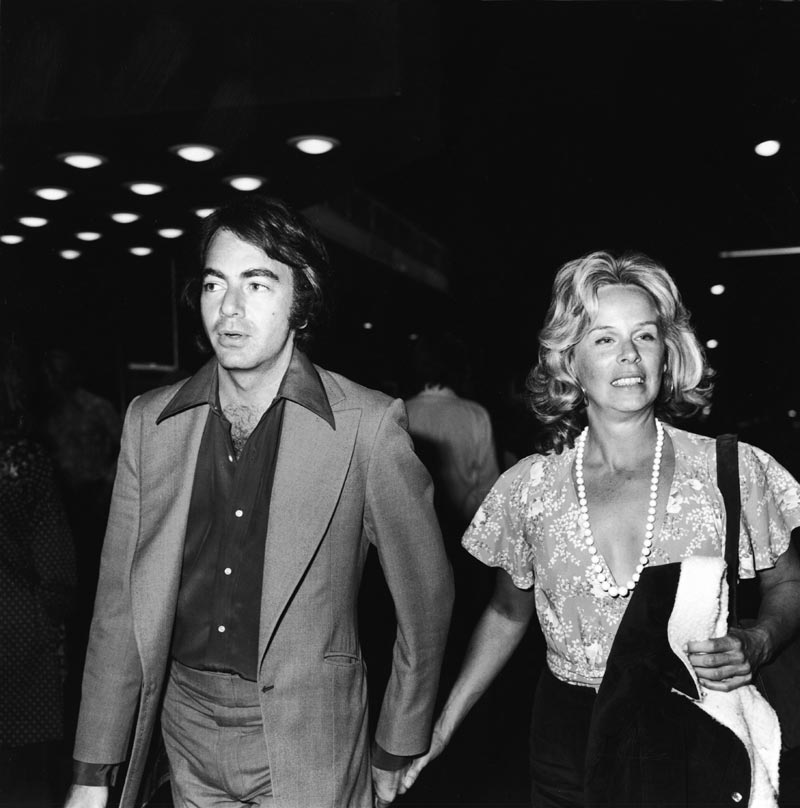 Neil Diamond y Marcia
