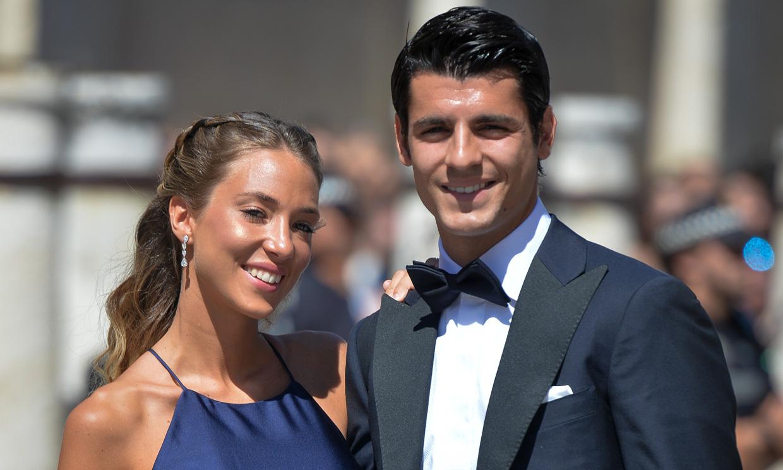 Alice Campello y Álvaro Morata desean ampliar la familia: 'Queremos adoptar'
