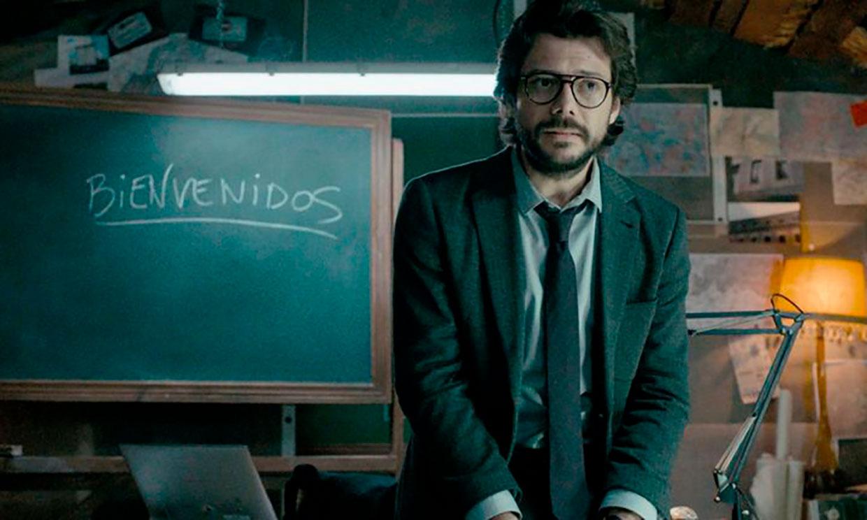 Álvaro Morte se despide emocionado de su personaje en 'La casa de papel'