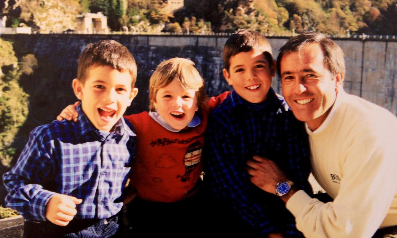 Fotografías inéditas y la carta de sus hijos: publicamos el extracto más emotivo del nuevo libro de Severiano Ballesteros