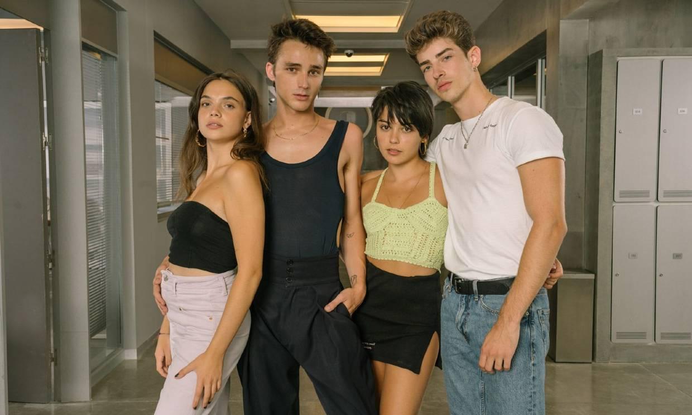 Conoce a Ari, Mencía, Patrick y Phillipe Florian, los nuevos alumnos de 'Élite'