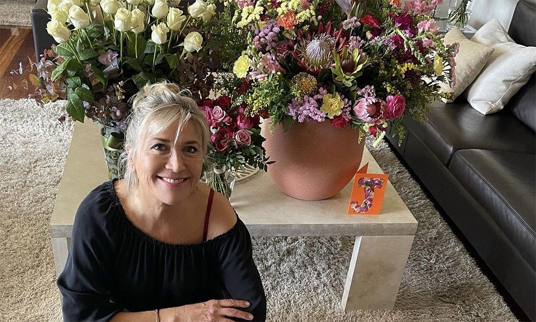 Julia Otero cumple años con un descanso en su tratamiento: 'Han decidido darme un alto al fuego'