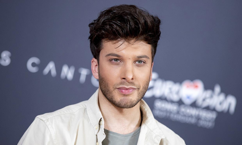 Blas Cantó anuncia novedades en su tema antes de poner rumbo a Eurovisión