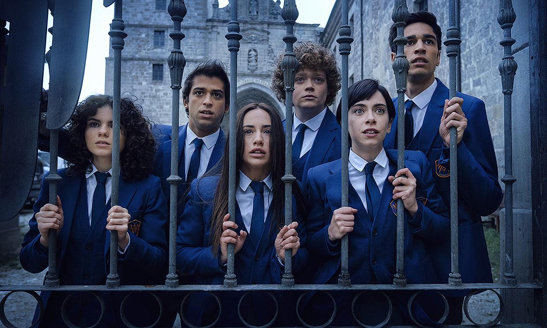 Conoce a los nuevos fichajes de la segunda temporada de 'El Internado: Las Cumbres'