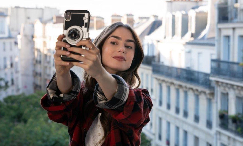 ¡Silencio, se está rodando! Primeras imágenes de la segunda temporada de 'Emily in Paris'