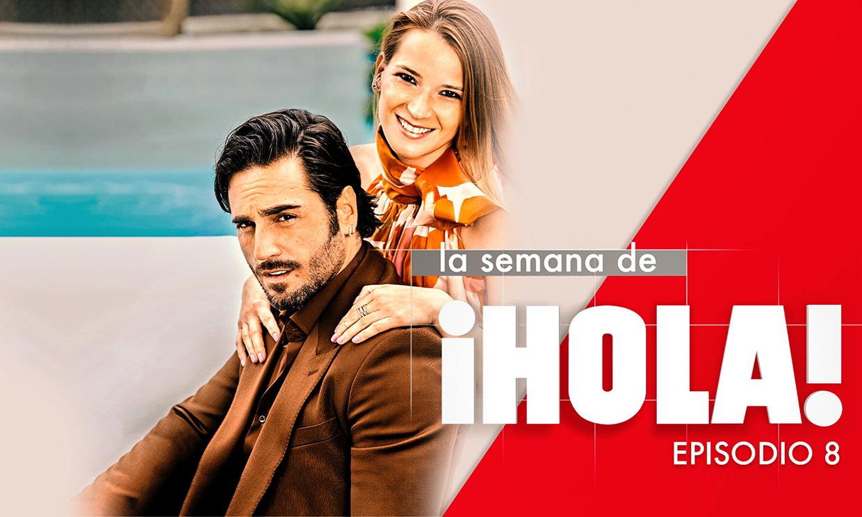David Bustamante y Yana Olina, los grandes protagonistas de la semana en ¡HOLA!