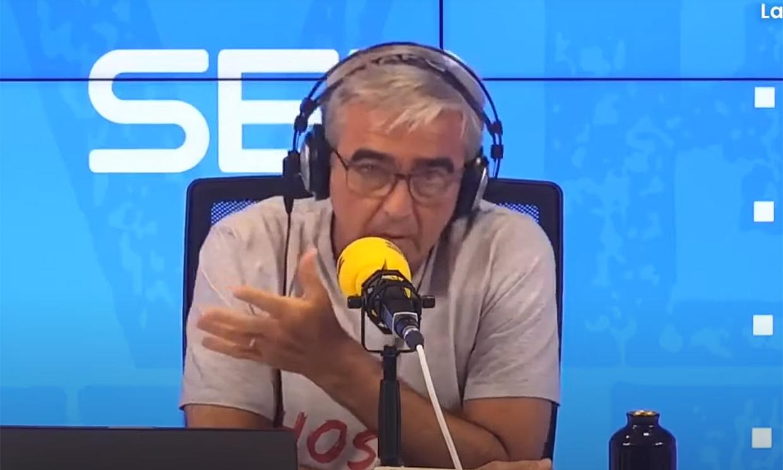 Carles Francino cuenta entre lágrimas su terrible experiencia y la pérdida de un familiar por COVID