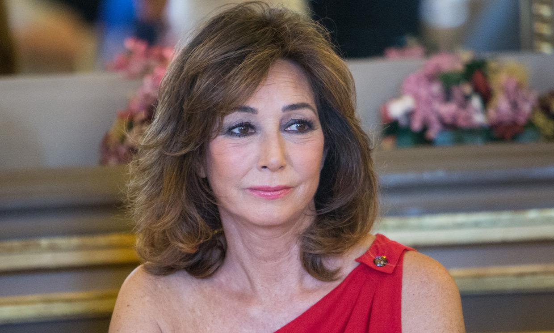 Ana Rosa Quintana, emocionada al escuchar el duro testimonio de Carles Francino: 'Fue impresionante'
