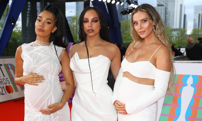 'Baby boom' y premio: las chicas de Little Mix hacen historia en los Brit Awards