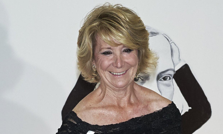 Esperanza Aguirre da el salto a la televisión como concursante de 'Celebrity Bake Off España'
