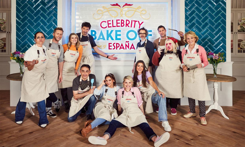 El elenco de 'Celebrity Bake Off España' no deja indiferente a nadie (y la primera foto de familia tampoco)