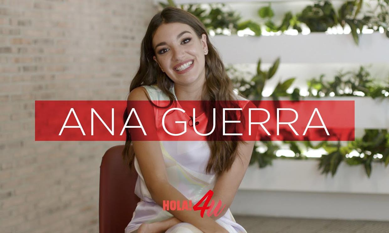 ¿Qué hubiese sido Ana Guerra de no dedicarse a la música? Su respuesta te sorprenderá