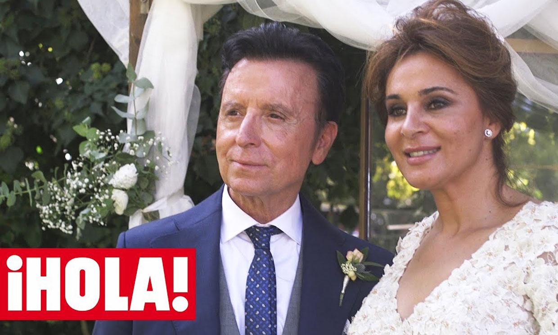 Ortega Cano aclara la razón por la que invitó a Antonio David a su boda con Ana María Aldón