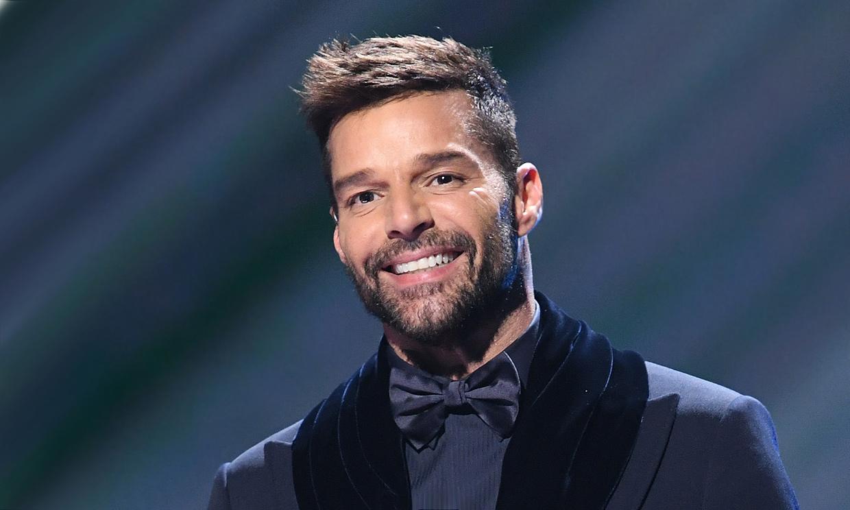 """Nueva foto del bebé de Ricky Martin: 'Lo mejor de mi vida..."""""""