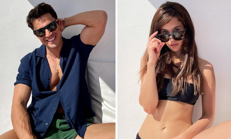 Las fotos de María Pedraza y Álex González que han avivado los rumores