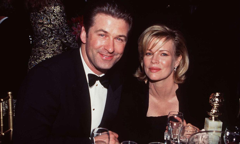 El buen 'feeling' de Kim Basinger y Alec Baldwin, 20 años después de su tormentoso divorcio