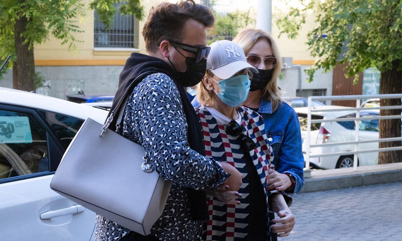 Belén Rodríguez vuelve a demostrar que es uno de los grandes apoyos de Mila Ximénez durante su enfermedad
