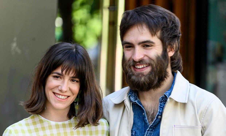 Ricardo Gómez y su novia, Bruna Cusí, presentan su primera película juntos
